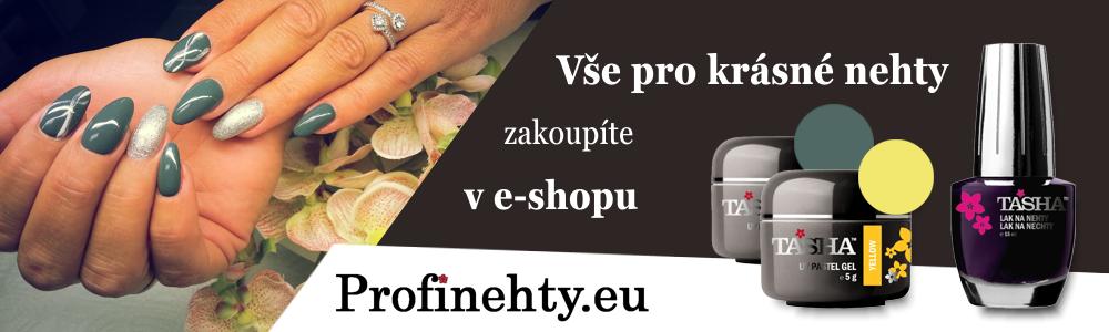 E-shop Profi nehty.eu – vše pro krásné gelové a akrylové nehty