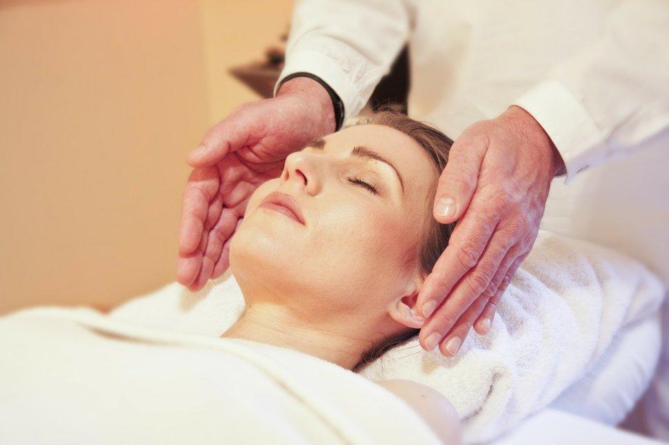Thajská masáž – masáž krku