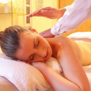 Thajská masáž – masáž zad
